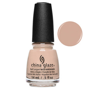I'll Sand By You China Glaze Nail Varnish 14ml