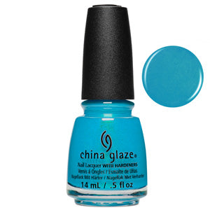 Mer-Made For Bluer Waters China Glaze Nail Varnish 14ml