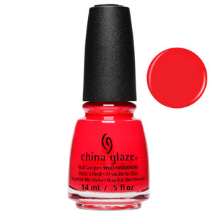 Kiki In Our Tiki China Glaze Nail Varnish 14ml