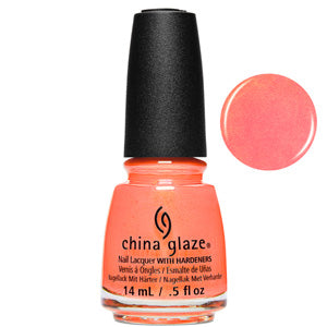 Tropic Of Conversation China Glaze Nail Varnish 14ml