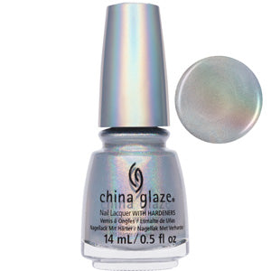 OMG Holographic China Glaze Nail Varnish 14ml