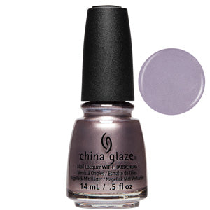 Chic Happens China Glaze Nail Varnish 14ml in Purple Grey Metallic