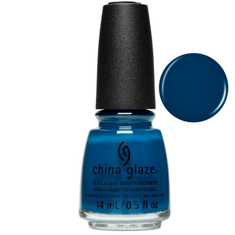 Saved By The Bluebell China Glaze Nail Varnish 14ml Shimmer