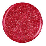 On The Nice List China Glaze Nail Varnish 14ml Red Glitter
