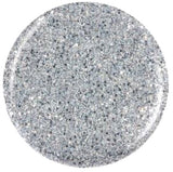 T Is For Tinsel China Glaze Nail Varnish 14ml Silver Rainbow Glitter