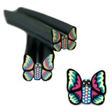 Butterfly Fimo Nail Art No.103