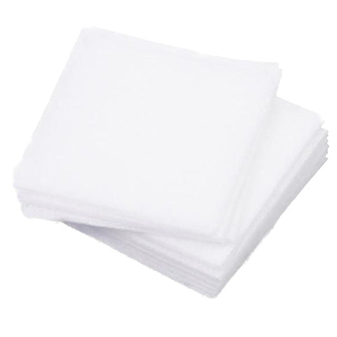 Non Woven Lint Free Wipes to remove sticky gel residue without any fluff