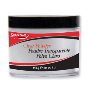Supernail Clear Acrylic Powder