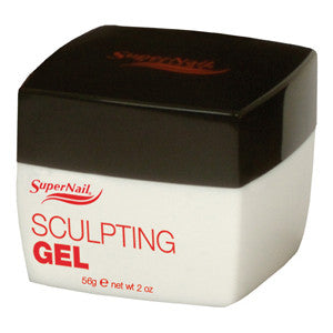 Supernail Sculpting Buff Off UV Gel 56g