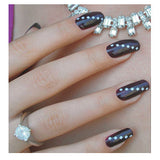 Smartnails Diamonds Nail Art Template Sheet