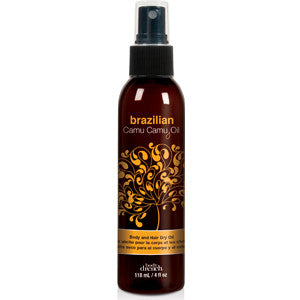 Body Drench Brazilian Camu Camu Oil Body and Hair Dry Oil 118ml