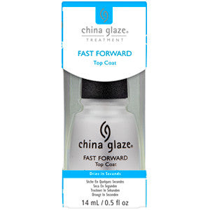 Top Coat Fast Forward China Glaze