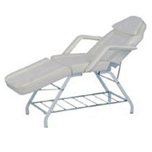 Bed Chair Manual ZD809 White