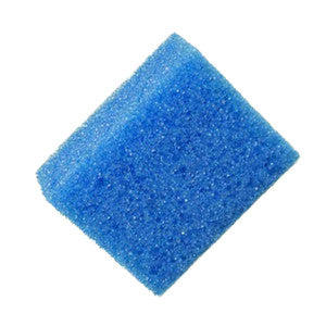 Blue Body Exfoliating Sponge