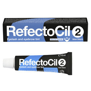 Refectocil Blue Black Eyelash & Brow Tint 15ml