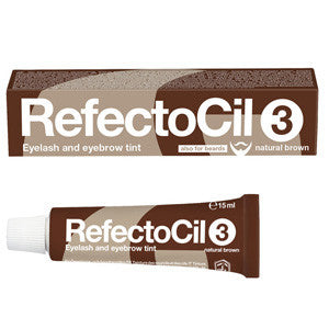 Refectocil Brown Eyelash & Brow Tint 15ml