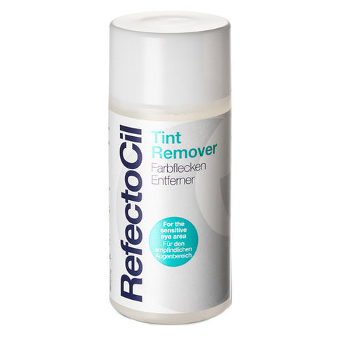 Refectocil Tint Remover 150ml removes stains that might occur during tinting easily and effectively.