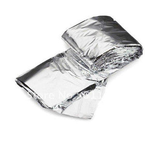 Foil Rescue Blanket for Body treatments