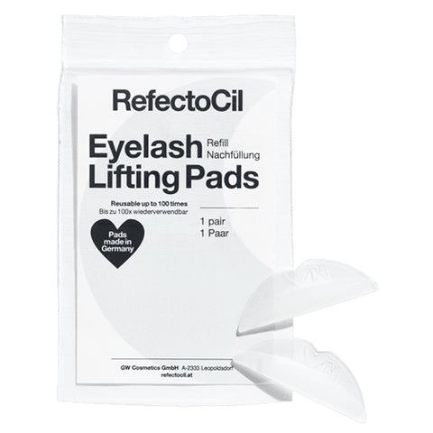 Refectocil Eyelash Lifting Pads to be used with Refectocil Eyelash lift Kit