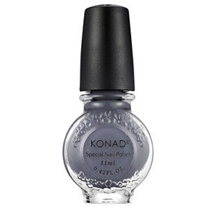 Konad Stamping Nail Polish S58 Grey 11ml