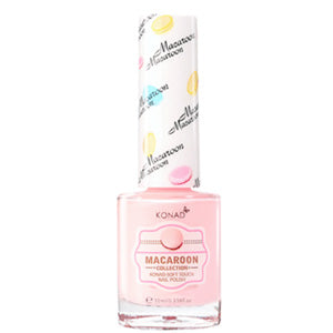 Konad Soft Touch Nail Varnish - Rose Pink Macaroon