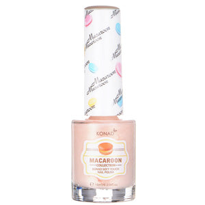 Konad Soft Touch Nail Varnish - Milk Tea Macaroon 10ml