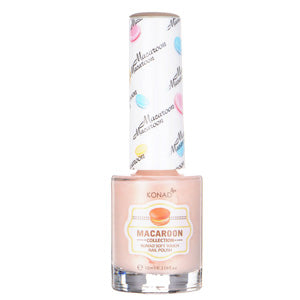Konad Soft Touch Nail Varnish - Peach Macaroon 10ml