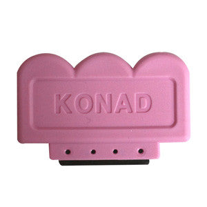 Konad Nail Plate Scraper to remove excess polish from stamping plate