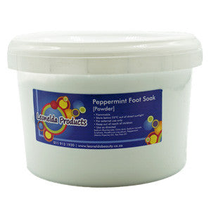 Leonelda Foot Soak Powder 1kg