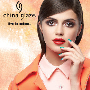 China Glaze Fall Poster