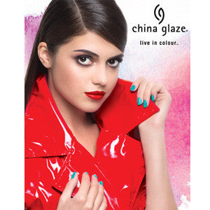 China Glaze Winter Poster
