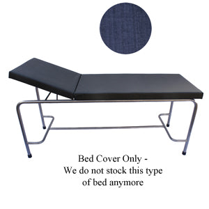 Leonelda Navy Blue Bedcover complete with Breathing Hole