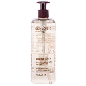 SKN Logic Cleanse Wash Pomegranate 500ml