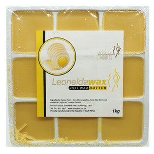 Leonelda Butter Hot Wax 1kg