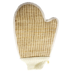 Loofah Glove for Body Exfoliation