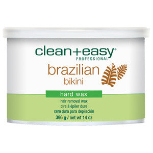 Clean+easy Brazilian Full Body Hot Wax 396g
