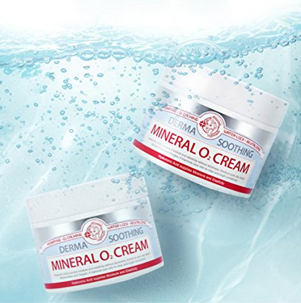 NIGHTINGALE Derma Soothing Mineral O2 Cream