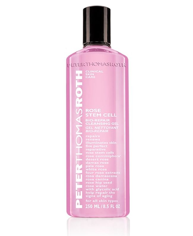 ROSE STEM CELL BIO REPAIR CLEANSING GEL