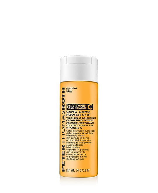 CAMU CAMU VITAMIN C BRIGHTENING CLEANSING POWDER
