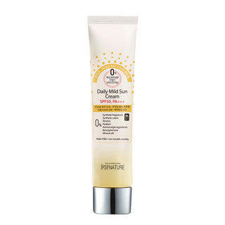IPSENATURE Daily Mild Sun Cream SPF50