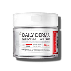 Nightingale Daily Derma Cleansing Pads - Mild 70 pads