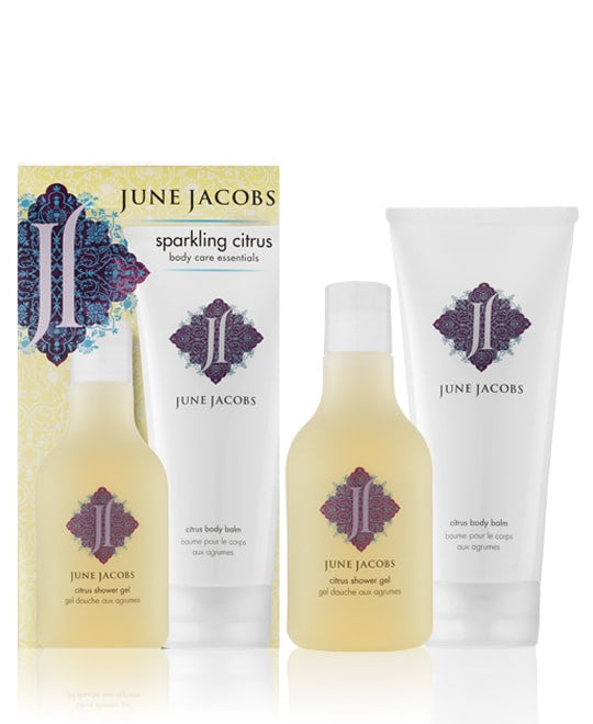 SPARKLING CITRUS BODY CARE ESSENTIALS