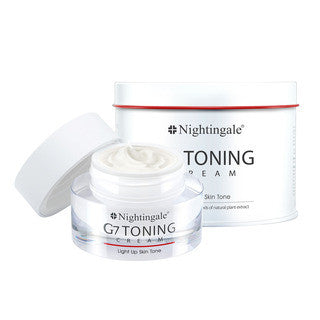 Nightingale G7 Toning Whitening Cream