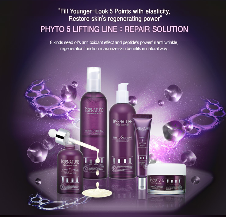 PHYTO5 LIFTING KIT (5 product)