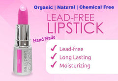Coco Veda Lead-Free Lipstick - Pink