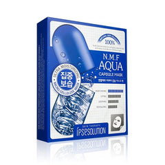 iPSE NMF Aqua Capsule Mask (10 sheet / Box)