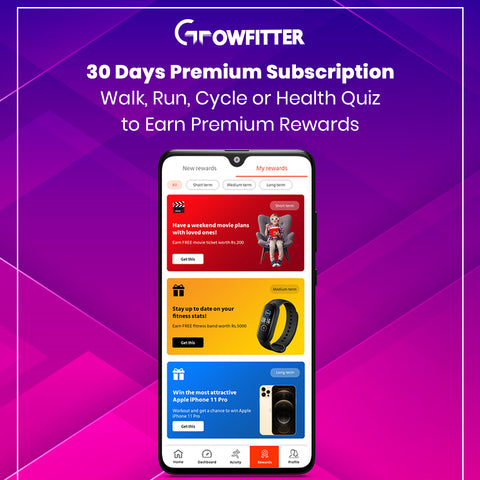 Growfitter Premium Subscription
