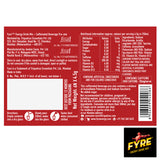 Fyre Energy Drink Mix(pack of 2)
