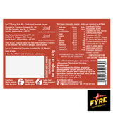 Fyre Energy Drink Mix (pack of two)