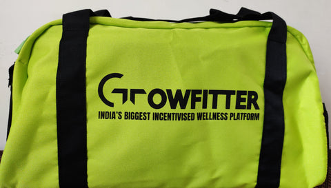 Growfitter Gym Bag